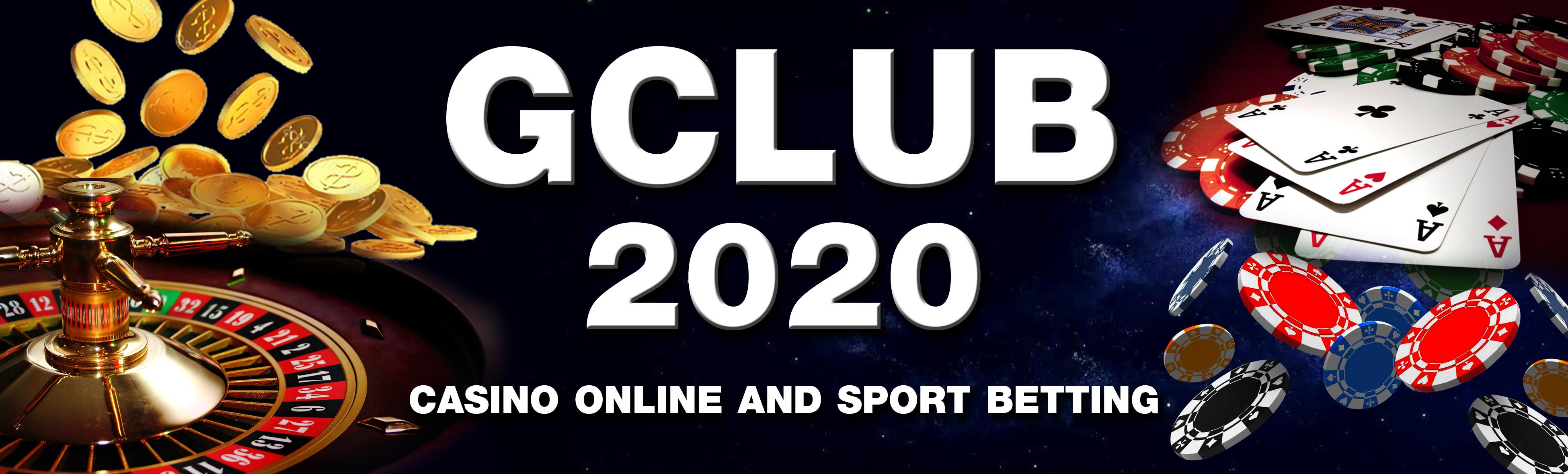 คาสิโนออนไลน์ G Club 2020